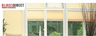 New blinds in Worcester